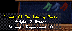 Friends of the library pants.png
