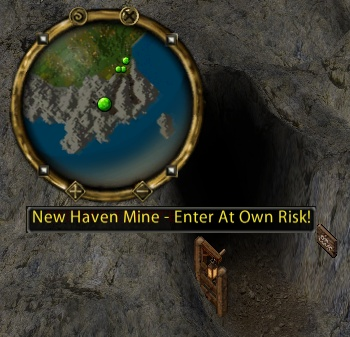 New Haven Mine - UOGuide, the Ultima Online Encyclopedia