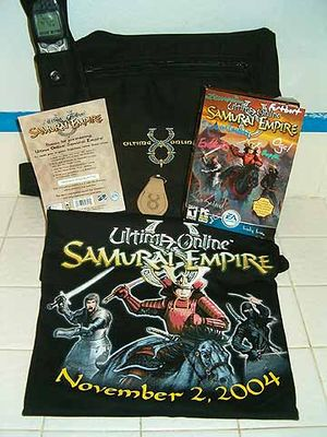Ultima Online Samurai Empire Q&A - Overview - GameSpot