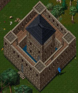 Ultima online custom house designs House design