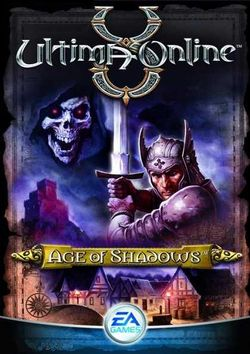 Ultima Online: Age of Shadows box art