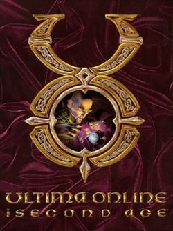 Ultima Online: The Second Age box art