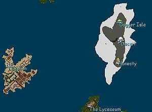 Dagger Isle Uoguide The Ultima Online Encyclopedia