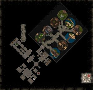 Castle Blackthorn Dungeon - UOGuide, the Ultima Online Encyclopedia