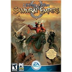 Ultima Online: Samurai Empire box art
